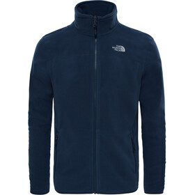 The North Face 100 Glacier Jas Heren blauw